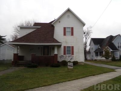 Findlay OH Multi Family Home For Sale: $225,000