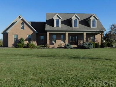 Fostoria Single Family Home For Sale: 10377 W Sr 18