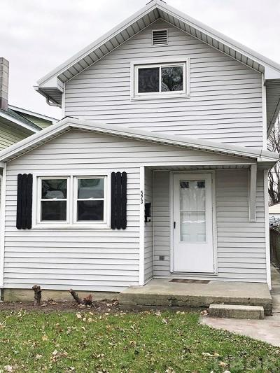 Fostoria Single Family Home For Sale: 523 Bulger