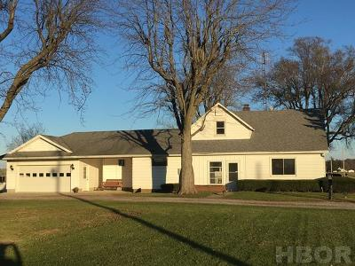 Ada Single Family Home For Sale: 6457 County Road 60