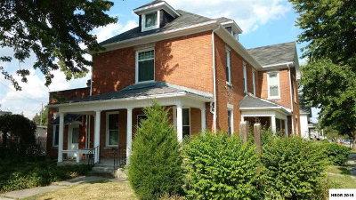 Fostoria Single Family Home For Sale: 336 S Main St.
