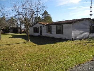 Single Family Home For Sale: 14876 Township Rd 60
