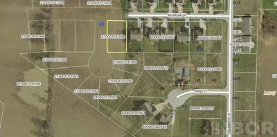 Findlay OH Residential Lots & Land For Sale: $42,900