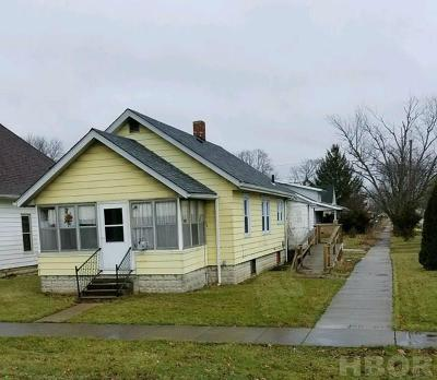 Fostoria Single Family Home For Sale: 732 S. Poplar