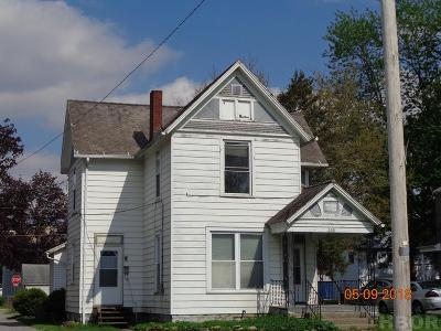 Findlay OH Multi Family Home For Sale: $99,000