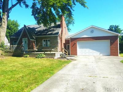 Findlay Single Family Home For Sale: 804 6th St
