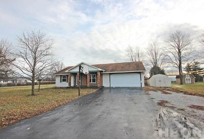 Fostoria Single Family Home For Sale: 945 N Cheryl Dr