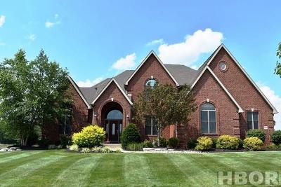 Findlay OH Single Family Home For Sale: $559,900