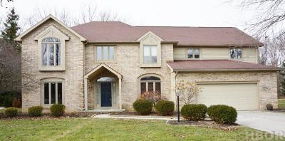 Findlay Single Family Home For Sale: 2245 Heatherwood Dr