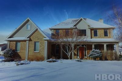 Findlay Single Family Home For Sale: 430 Deer Valley Ln