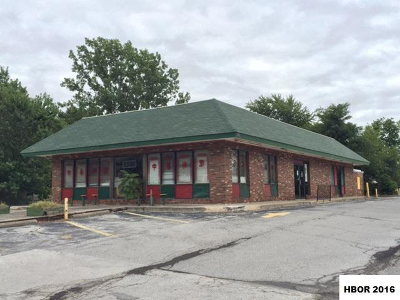 Findlay OH Commercial For Sale: $395,000