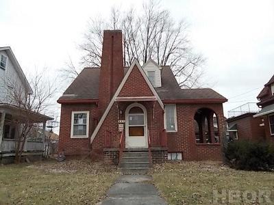 Single Family Home For Sale: 331 N Washington St