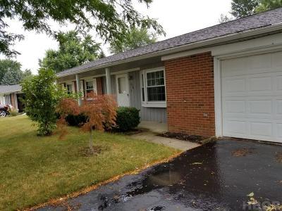 Fostoria Single Family Home For Sale: 218 Jeanette