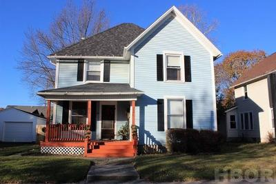 Findlay OH Multi Family Home For Sale: $134,900