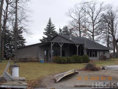 Upper Sandusky OH Single Family Home For Sale: $499,900