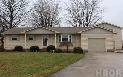 Tiffin Single Family Home For Sale: 85 Westwood Drive