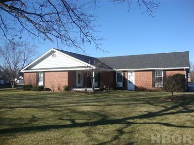 Fostoria OH Condo/Townhouse For Sale: $110,000