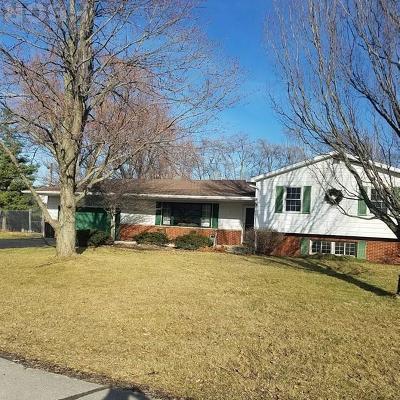 Findlay Single Family Home For Sale: 4301 Fairfield St