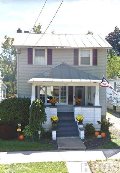 Findlay Single Family Home For Sale: 121 W McPherson Ave