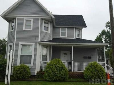 Findlay OH Multi Family Home For Sale: $85,000