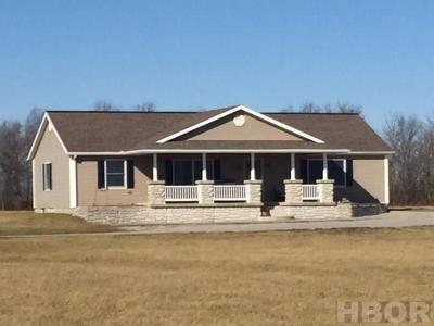 Arcadia OH Single Family Home For Sale: $244,900