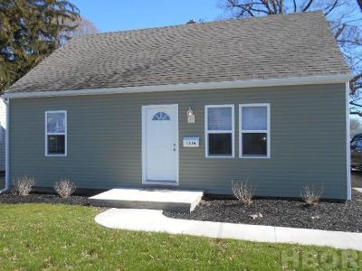 Findlay Single Family Home For Sale: 1215 S Blanchard St