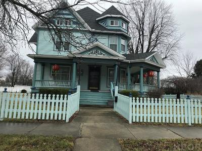 Ada Single Family Home For Sale: 508 Main