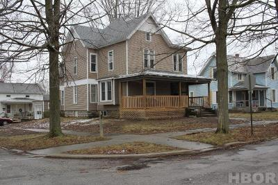 Fostoria Multi Family Home For Sale: 430 N Main St