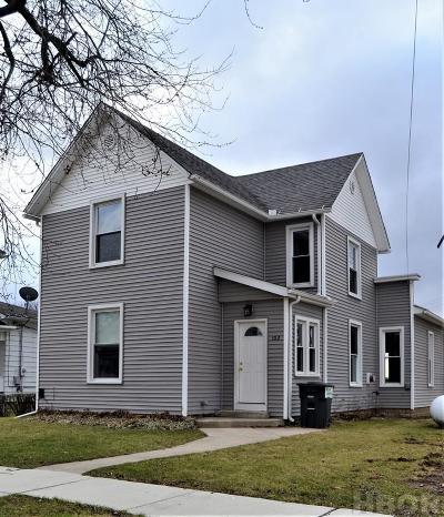 Rawson Single Family Home For Sale: 102 S Main St