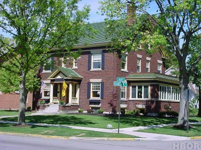 Findlay Single Family Home For Sale: 867 S Main St