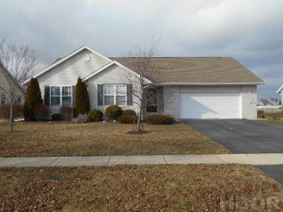 Findlay OH Single Family Home For Sale: $209,000