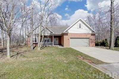 Findlay Single Family Home For Sale: 2714 Woodhaven Pl