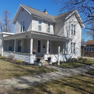 Fostoria Multi Family Home For Sale: 126 E High St