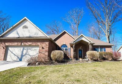 Findlay Single Family Home For Sale: 1920 Woods Dr