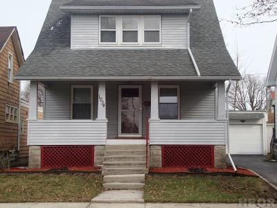 Fostoria Single Family Home For Sale: 1034 Cory