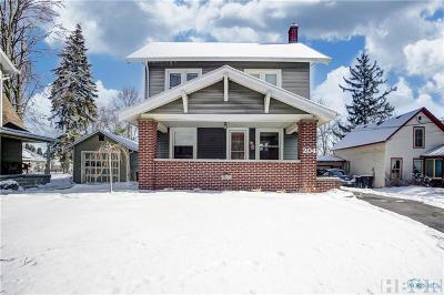 Bowling Green Single Family Home For Sale: 204 Haskins