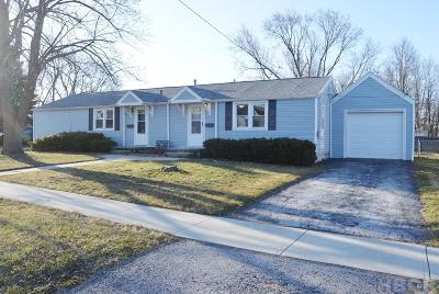 Findlay OH Multi Family Home For Sale: $105,000