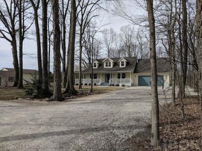 Van Buren OH Single Family Home For Sale: $387,000