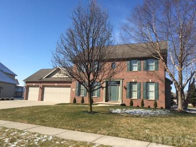 Findlay OH Single Family Home For Sale: $294,000