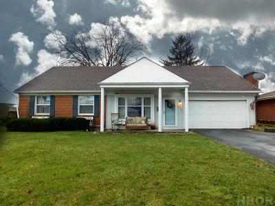 Findlay OH Single Family Home For Sale: $194,500