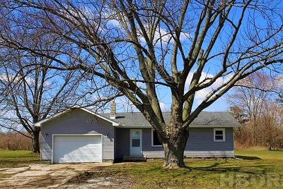 Fostoria Single Family Home For Sale: 5779 Hammer Rd