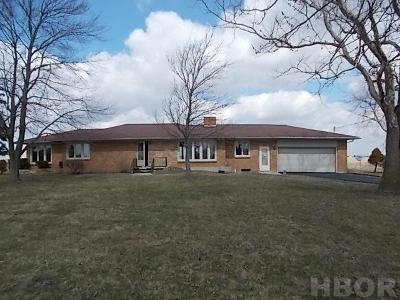 Fostoria Single Family Home For Sale: 4070 Stearns Rd