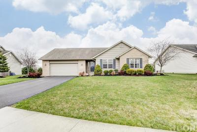 Findlay Single Family Home For Sale: 15431 Cain Ridge Ln