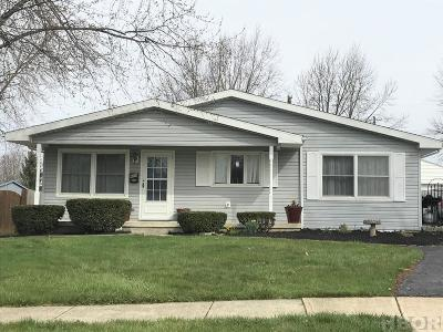 Findlay Single Family Home For Sale: 608 Charles