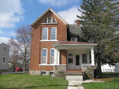 Tiffin Single Family Home For Sale: 69 Hunter St.