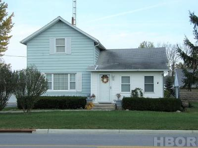 Fostoria Single Family Home For Sale: 1162 Stearns