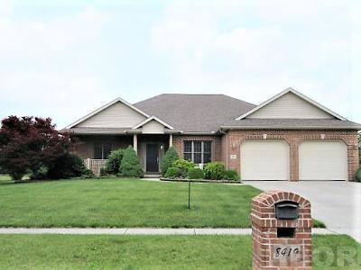 Findlay OH Single Family Home For Sale: $294,900