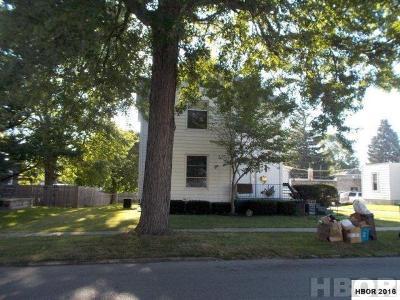 Fostoria Multi Family Home For Sale: 824 N Union