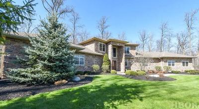 Bluffton Single Family Home For Sale: 3600 Township Rd 27
