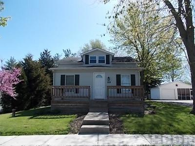 Mt Cory Single Family Home For Sale: 109 N Main St